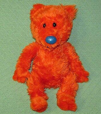 "HTF Large 20"" OJO BEAR  DISNEY Bear In The Big Blue House Plush Stuffed Animal"