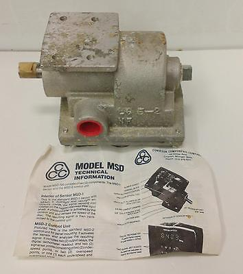 Conveyor Components Co. Motion Switch Model-msd L6 5-2