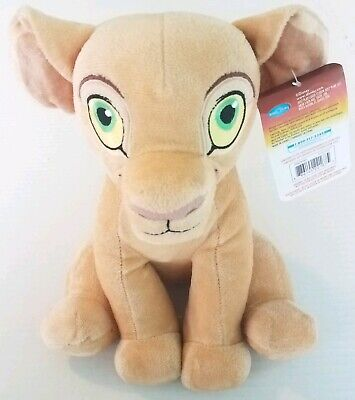 The Lion King Nala 11in Soft Doll Figures Stuffed Animal Toy Disney Movie Plush Lion King Dolls
