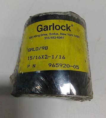Garlock 1516x2-116 High Temperature Pump Packing Seal 965920-05 Grlo98 New