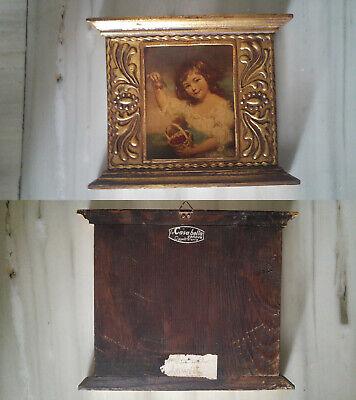 al miglior offerente - quadro(19) casa bella genova copia louvre bimba ciliegie comprar usado  Enviando para Brazil