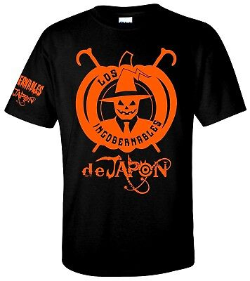 F Club Halloween (NJPW Los Ingobernables de Japon 2018 Halloween T-shirt -XS-XXXL-M/F- Bullet)