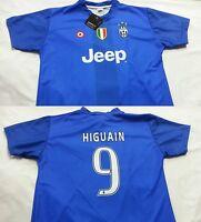 Maglia Juventus 2017 Higuain Taglia M Maglietta Away Juve Blu Stagione 2016/17 - juventus - ebay.it