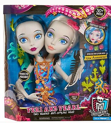 Monster High Peri and Pearl Serpentine Styling