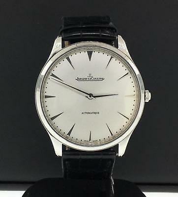 Jaeger LeCoultre Master Ultra Thin 41mm Automatic Stainless Steel Q1338421
