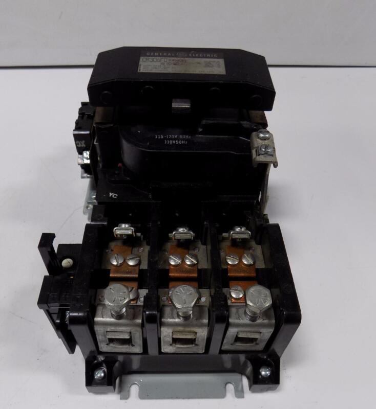 GENERAL ELECTRIC Size 4 MOTOR STARTER CR306F0**AQA