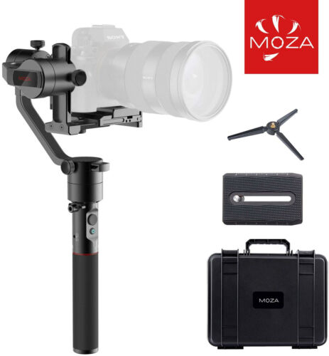 MOZA AirCross 3-Axis Handheld Gimbal UltraLightweight Portable Camera Stabilizer