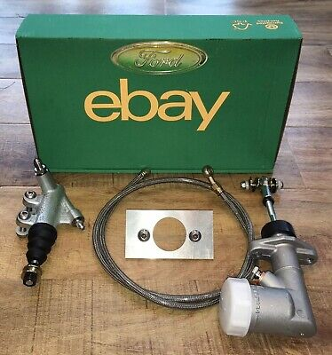 Ford Mk3 Mk4 Escort RS Turbo Complete Hydraulic Clutch Conversion Kit