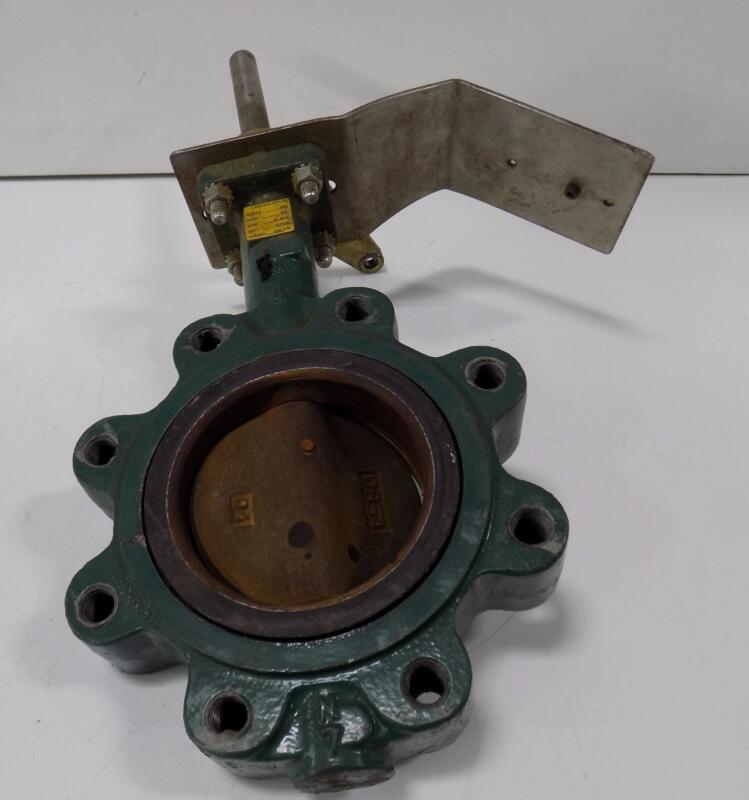 "CENTERLINE 53 SERIES 200 4"" BUTTERFLY VALVE"