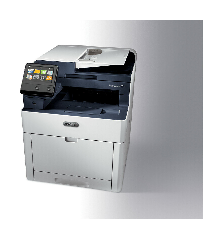 WorkCentre 6515DN 30 ppm 1200 x 2400 dpi Color Laser Multifu