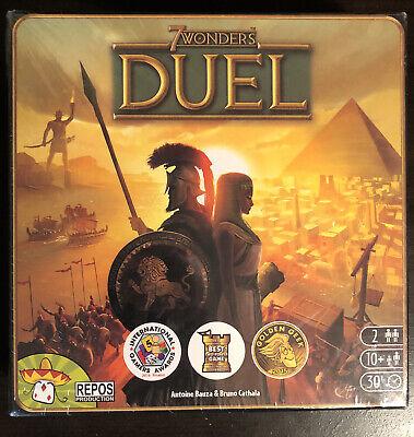 7 Wonders Duel Board Game Brand New
