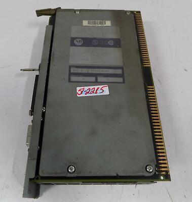 Allen Bradley Mini-plc-216 Processor Module 1772-lxp Ser-d
