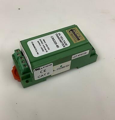 Cr Magnetics Dc Voltage Transmitter Cr5320-50