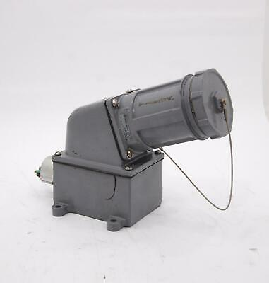 Russellstoll 7324 60 Amp Receptacle 600 Vac 250v W Base