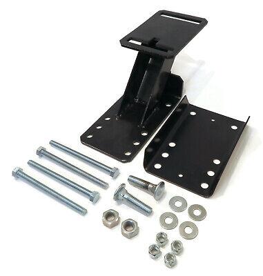Spare Tire Wheel Mount Kit, Heavy Duty Bracket / Carrier for 6 & 8 Lugs, 27021