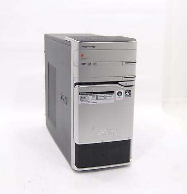 Acer Aspire ASE380-UD421A 2GB RAM AMD Athlon 64 X2 320GB HD WorkStation NO OS