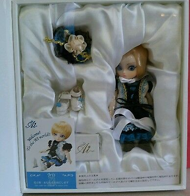 NEW JUN PLANNING AI BALL JOINTED DOLL FASHION PULLIP GROOVE INC IRIS A-703 NEW