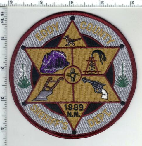 Eddy County Sheriff (New Mexico) 5th Issue Shoulder Patch