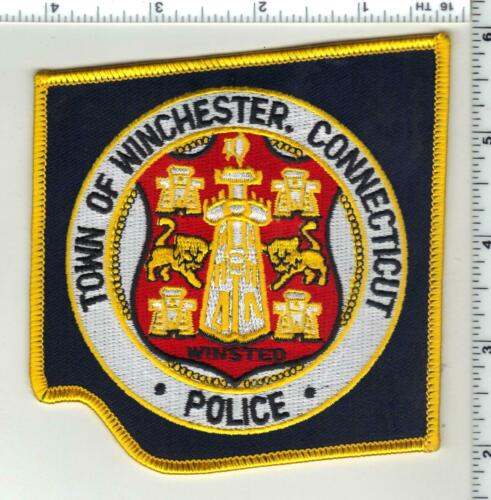 Winchester Police (Connecticut) 2nd Issue Shoulder Patch