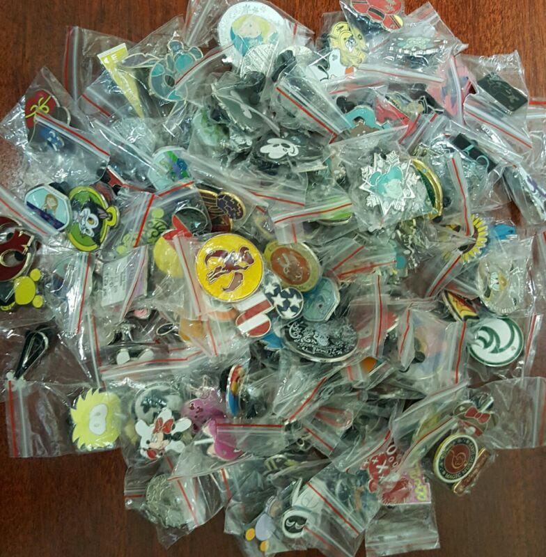 Disney Trading Pin lot of 25 No Duplicates Free Fast US Shipping