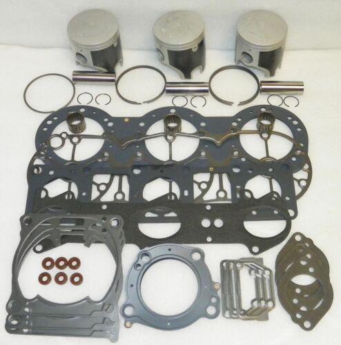 YAMAHA 1200r Top End Platinum Piston Rebuild Kit PWC 010-829-14P  1mm SIZE
