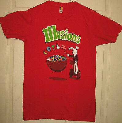 Shirt Woot Shirt S Illusions Design Gob Tobias Arrested Development Oop Rare Htf
