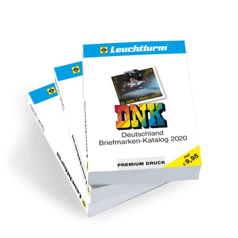 LEUCHTTURM DNK 2020 - Deutschland Briefmarken Katalog - NEU!