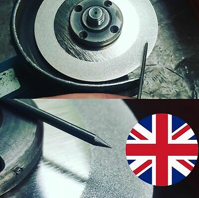 100mm 20mm Hole Tungsten Electrode Sharpener Saw Blade Disc Grinder Cutter