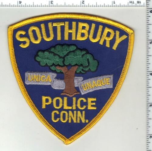 Southbury Police (Connecticut) 2nd Issue Shoulder Patch