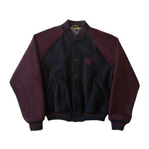8107ad3da Vintage Polo Ralph Lauren Varsity Jacket