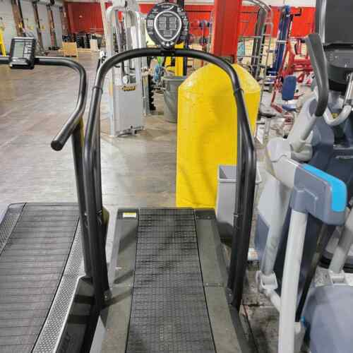 Woodway Curved Treadmill. Commercial Gym Equipment
