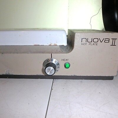 Nova Ii Hot Plate Thermolyne Model Hp18325 7 Watt 7 X 7