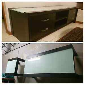 Tv unit with matching coffe table & lamp table Canley Heights Fairfield Area Preview