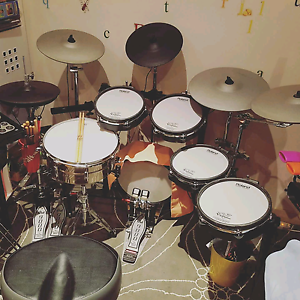Roland TD30k electric  Drum set. Carlingford The Hills District Preview