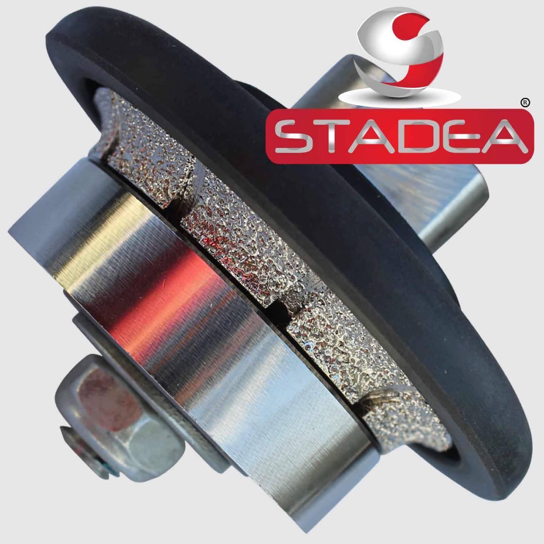 Stadea Granite Bullnose Fabrication Tools Kit For Granite Edge