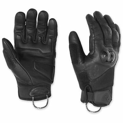c6b0e289d9a Outdoor Research Piledriver Molded Knuckle Motorcycle Gloves Black 2XL XXL  MEN