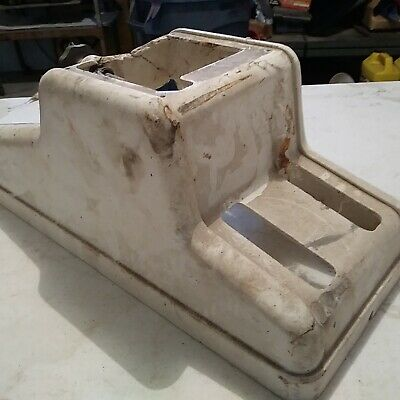 Minneapolis Moline Mm G1000 Throttle And Gear Shift Cover