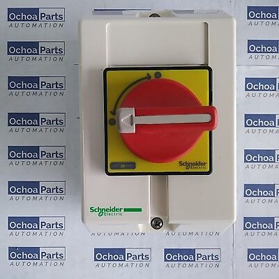 Schneider Electric Vcf01ge Tesys Vario Enclosed Switch Disconnector 16a