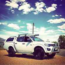 Mn triton dual cab 4x4 Northern Heights Murray Bridge Area Preview