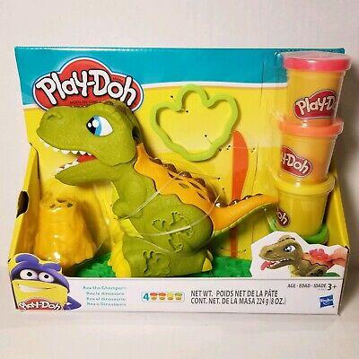 Play Dough Sets (Play-Doh Rex the Chomper Dinosaur Dough Modeling Clay Preschool Gift Set)