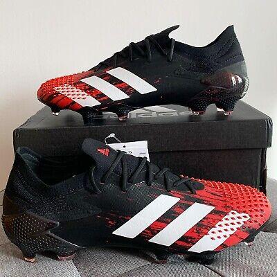 adidas predator mutator 20.1 Low Uk Size 9 F50 Adizero 17.1 LZ 19.1 Mania 18.1