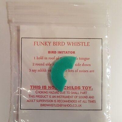 FUNKY BIRD WHISTLE. - Bird Whistle