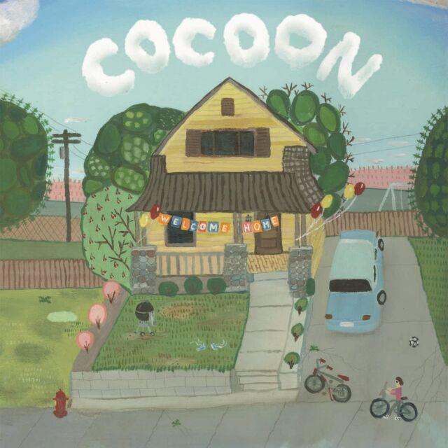 COCOON - WELCOME HOME   CD NEU