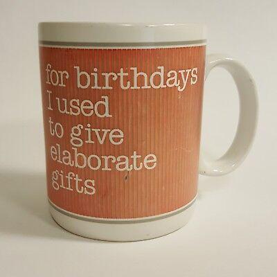 Funny Happy Birthday Coffee Mug Elaborate Gifts to Cheap Mugs - Cheap Coffee Mugs