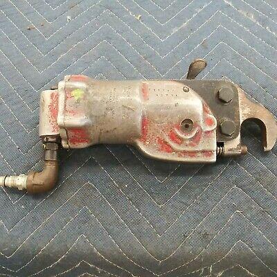 Chicago Pneumatic Cp-214 Rivet Squeezer C Type