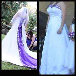 Alfred & Angelo Wedding Gown Thorneside Redland Area Preview