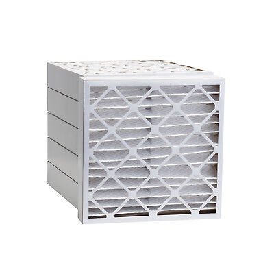 Tier1 20x20x4 Dust and Pollen Merv 8 Replacement AC Furnace Air Filter (6 Pack)