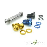 Titan Damper Axles Incl. Titanium Screw And Slices - tuning pedals - ebay.co.uk