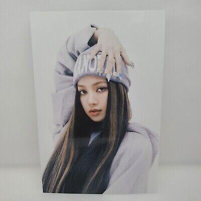 [BLACK PINK] Official LISA First Single Album Photocard 4x6 Photo YGSELECT POB 1