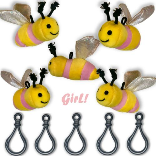 What Will Baby Be (Bee) Girl Gender Reveal & Baby Shower Decoration